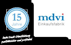 mdvi - beste Druck-Dienstleistung, qualitätssicher und profitabel